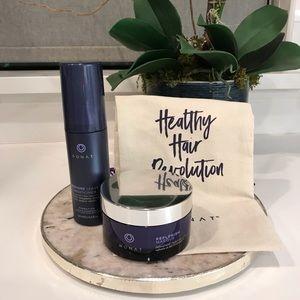 Monat NWT Replenish Masque & Restore Conditioner